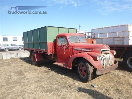 1942 Chevrolet other - Trucks for Sale