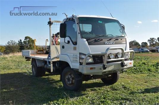 2007 Isuzu NPS 300 4x4 Trucks for Sale