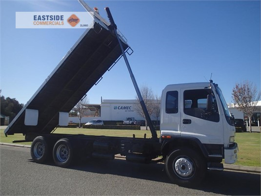 2001 Isuzu FVY 1400 Auto Eastside Commercials  - Trucks for Sale