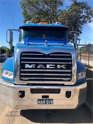 2010 Mack Granite CLR Trucks for Sale