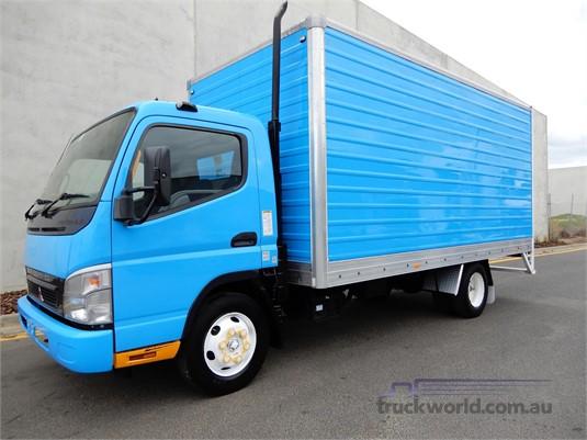 2007 Mitsubishi Fuso CANTER 4.0 - Trucks for Sale