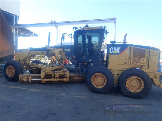 2010 Caterpillar 140M Heavy Machinery for Sale