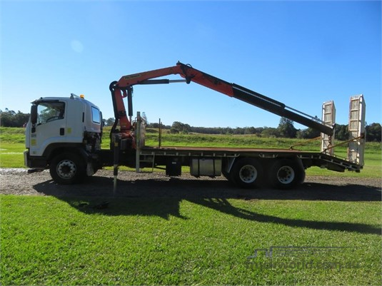 2011 Isuzu FVY1400 Trucks for Sale