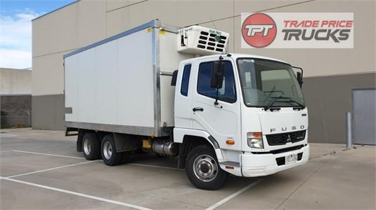 2014 Fuso Fighter 1024 Auto Trade Price Trucks - Trucks for Sale