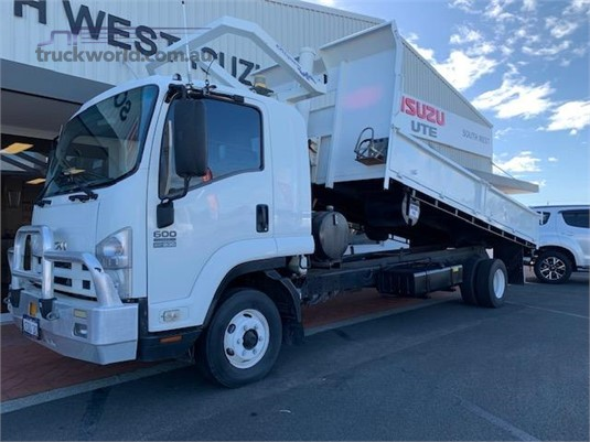 2012 Isuzu FRR 600 4x2|Mine Spec Truck|Tipper