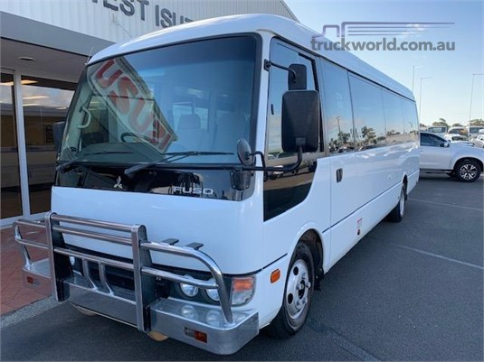 2012 Fuso Rosa Deluxe 25 Seats Auto South West Isuzu - Buses for Sale
