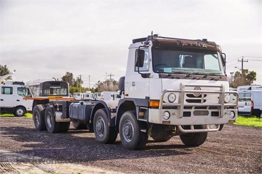 2008 Tatra T815 8x8 WA Hino - Trucks for Sale