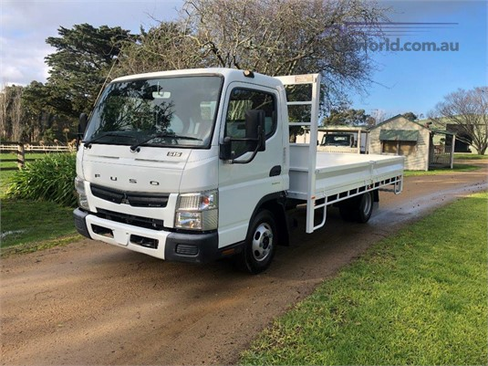 2013 Fuso Canter 515 Wide Cab AMT Trucks for Sale