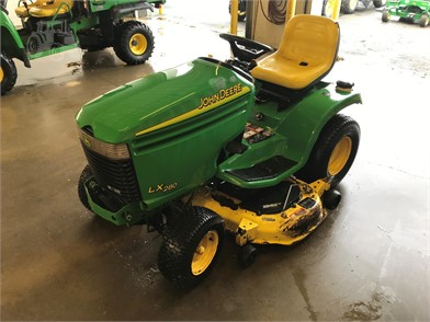 JOHN DEERE LX280 For Sale - 28 Listings | TractorHouse com
