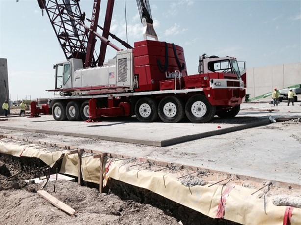 LINK-BELT Lattice Boom Truck Cranes For Sale - 90 Listings
