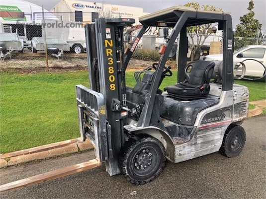 2013 Nissan other Gas Forklift