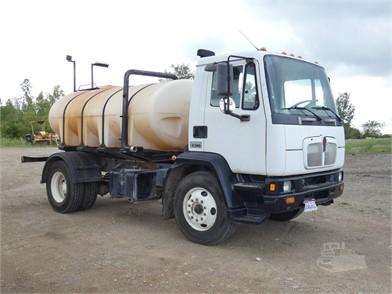 Water Trucks For Sale   MachineryTrader com