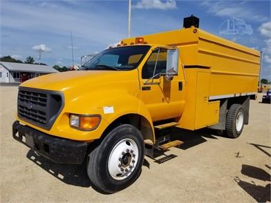 Chipper Trucks For Sale - 100 Listings | TruckPaper com