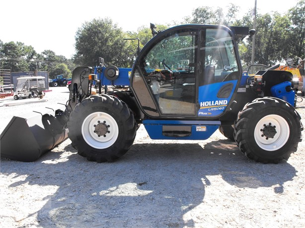 NEW HOLLAND Telehandlers Auction Results - 137 Listings