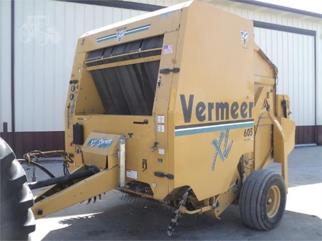VERMEER 605XL For Sale In Green City, Missouri   www