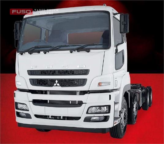 Fuso Heavy 8x4 FS52 400hp LWB 12 Sp. AMT