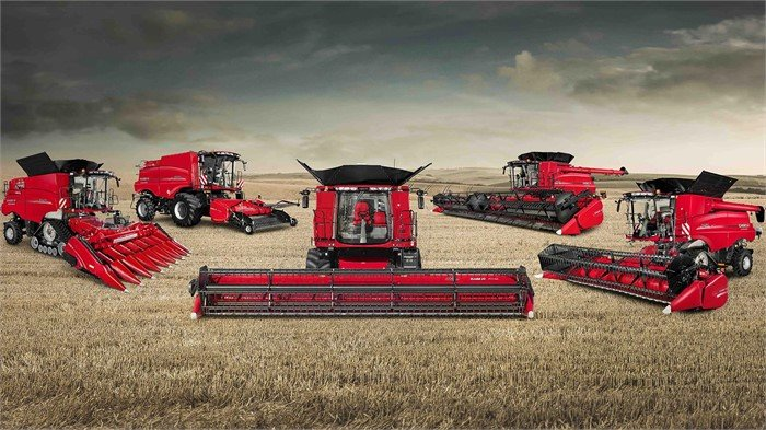 Case IH Announces Raft Of Updates To Axial-Flow Combine
