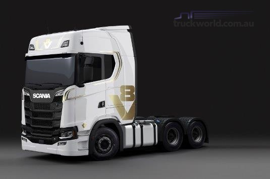 Scania Releasing 50 Limited-Edition R 650 Trucks To Celebrate 50th  Anniversary Of Their First V8 Engine Truckworld