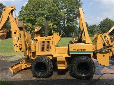 Trenchers / Boring Machines / Cable Plows For Sale In North