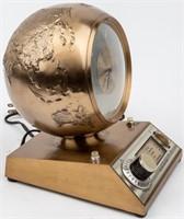 1950/1960's Zonemaster Clock By Burgmaster Corp.