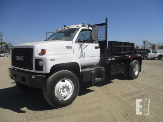2000 GMC TOPKICK C7500 For Sale In Perris, California