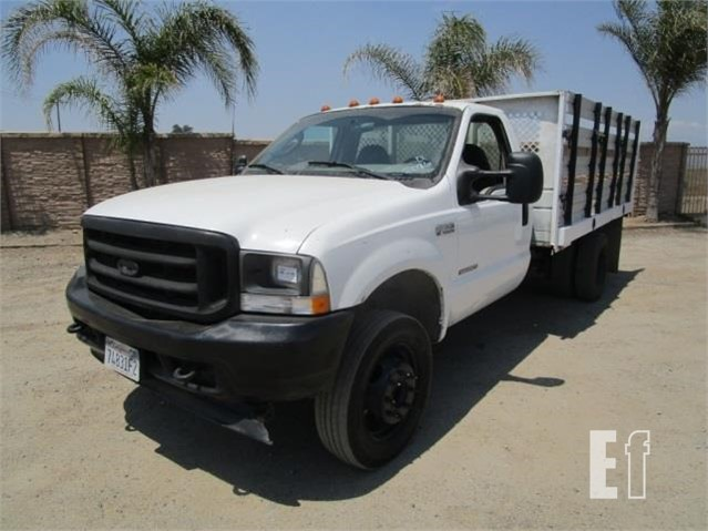 F550 For Sale >> Lot 244 2003 Ford F550 For Sale In Perris California