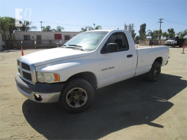 2002 Dodge Ram 1500 For Sale >> Lot 293 2002 Dodge Ram 1500 For Sale In Perris California