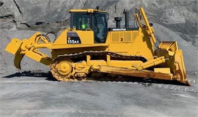 KOMATSU D155AX-6 For Sale - 34 Listings | MachineryTrader