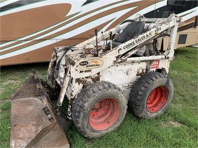 BOBCAT M600 For Sale - 1 Listings | MachineryTrader com