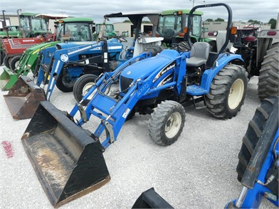 Tractors For Sale In USA - 1855 Listings | TractorHouse com