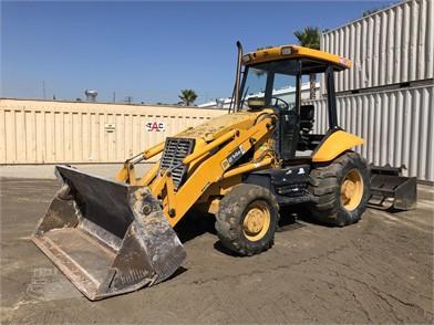 JCB Construction Equipment For Sale In California - 153