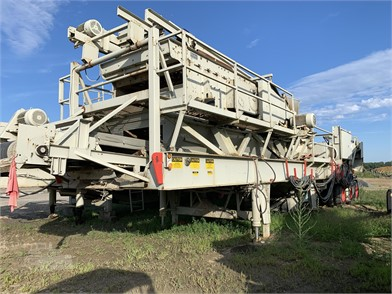 Crusher Aggregate Equipment For Sale In New Hampshire - 16