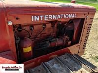 "International T-6 Crawler, 12"" Tracks, gas, SN: TB"