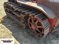 "Farmall T-20 Crawler, 14"" Tracks, 540 PTO"