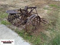 Misc horse drawn equipment