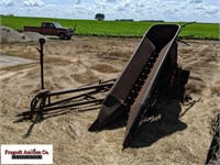 1 Row pull type corn picker, No. 3 Ensilage Harver