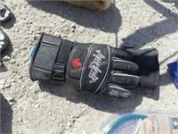 Gloves, Elec. Zapper, misc