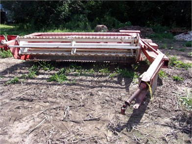 HESSTON Mower Conditioners/Windrowers Auction Results - 99