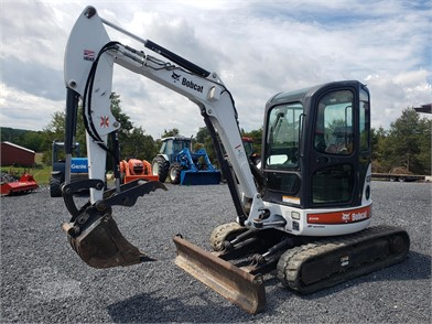 Construction Equipment For Sale By Shenandoah Valley Equip