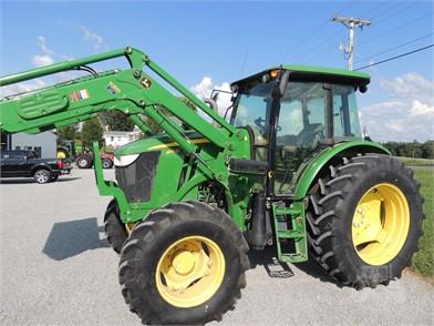 na stopach o nowy koncept szerokie odmiany John Deere 6115 For Sale In Ohio - 10 Listings ...