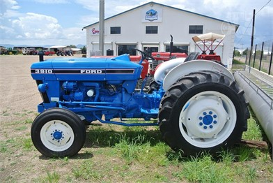 Ford 3910 For Sale 22 Listings Tractorhouse Com Page 1