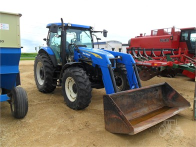 NEW HOLLAND T6050 For Sale - 33 Listings | TractorHouse.com - Page on