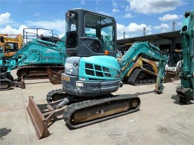 KOBELCO SK35SR-5 For Sale - 2 Listings | MachineryTrader com