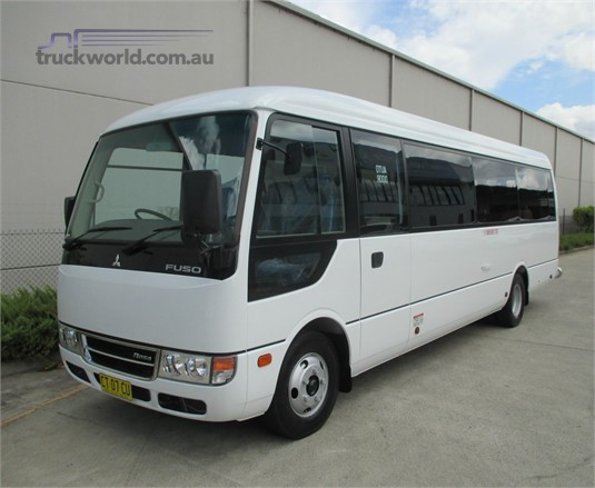 2019 Fuso Rosa Deluxe Buses for Sale