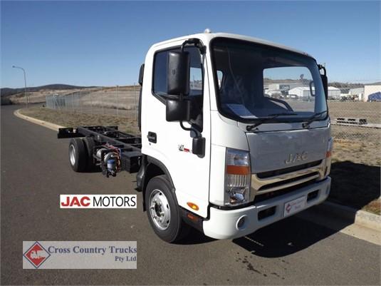 2018 Jac J80 Cross Country Trucks Pty Ltd - Trucks for Sale