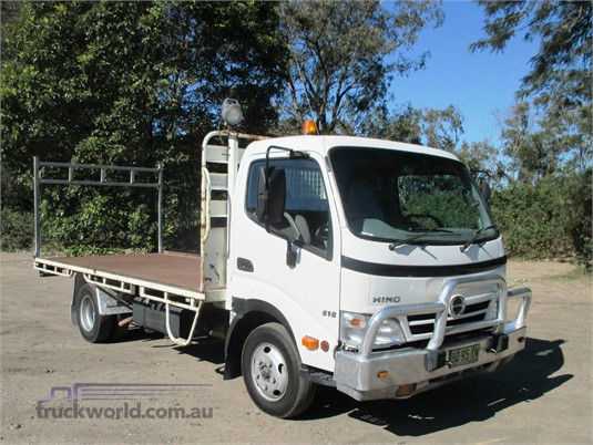2009 Hino 300 Series 616 Trucks for Sale