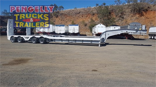 2004 Drake Low Loader Platform Pengelly Truck & Trailer Sales & Service - Trailers for Sale