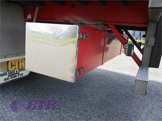 2012 Lucar Refrigerated Trailer CTR Truck Sales - Trailers for Sale
