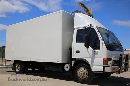 2004 Isuzu NQR 450 Trucks for Sale