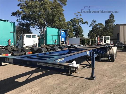 2011 Krueger St3 Coast to Coast Sales & Hire - Trailers for Sale